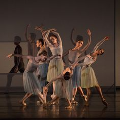 """American Ballet Theatre - Jessica Lang's """"Her Notes"""""""