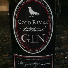 If you can find this Gin, then you must buy this Gin!!!  Produced in Maine.