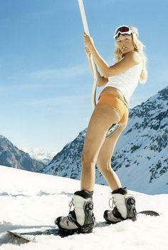 Summer snowboard model