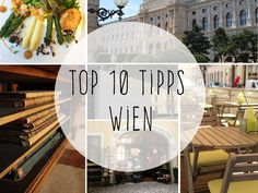 Meine Top 10 Tipps für Wien Giveaway!