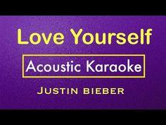 Love Yourself - Justin Bieber | Karaoke Lyrics (Acoustic Guitar Karaoke) Instrumental - Tronnixx in Stock - http://www.amazon.com/dp/B015MQEF2K - http://audio.tronnixx.com/uncategorized/love-yourself-justin-bieber-karaoke-lyrics-acoustic-guitar-karaoke-instrumental/