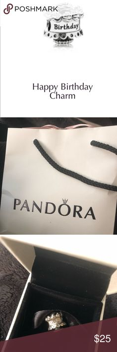 Authentic Pandora Ha