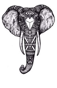 Aztec Elephant Drawing 1000+ ideas about <b>aztec drawing</b> on pinterest  <b>aztec</b> warrior ...
