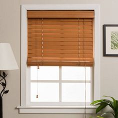 Selecting Wooden Window Blinds For Elegant Appeal wooden window blinds shop arlo blinds customized real wood window blinds - on sale FUPOSPX Wooden Window Blinds, Wood Blinds, Wood Windows, Blinds For Windows, Natural Blinds, Exterior Blinds, Mini Blinds, Shades Blinds, Wood Trim
