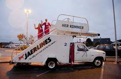 Welcome aboard Jaerlines    – to everyone flying from Jæren!
