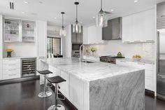 Elysian Home  www.dresnerdesign.com  Dresner Design - Kitchen Design - Custom Cabinetry