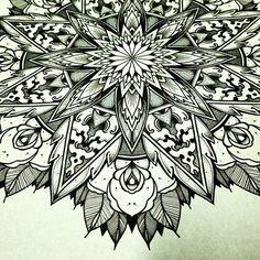 Solstice Mandala Project Day012 by OrgeSTC.deviantart.com on @deviantART