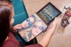 Persoonlijke tablet sleeve - Spotted by Milledoni