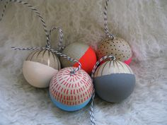 Adorn Ornaments by The Great Lakes