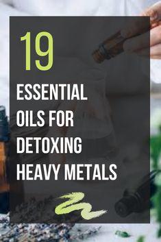 Essential Oils Detox, Essential Oils For Babies, Young Living Essential Oils, Essential Oil Blends, Easential Oils, Doterra Oils, Detox For Kids, Heavy Metal Detox, Power Smoothie