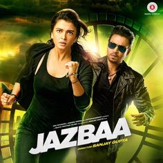 Jazbaa [2015-OST- iTunes Rip] [M4A-VBR-320KBPS]