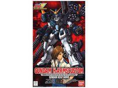 Bandai Hobby Gundam Wing #4 GUNDAM Heavyarms Custom 1/100 High Grade Model Kit