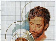 GRAFICOS PUNTO DE CRUZ GRATIS : RELIGIOSOS(26)