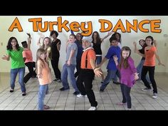 Enjoy this popular Thanksgiving dance song for kids, A Turkey Dance. From the CD, Brain Breaks Action Songs: Let's Move! Brain Breaks Action Songs: Let's Mo. Turkey Songs, Turkey Time, Thanksgiving Preschool, Thanksgiving Games, Thanksgiving Videos For Kids, Thanksgiving Activities For Preschool, Fall Preschool, Craft Activities, Preschool Music