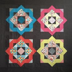 All Squared Up Quilt Kit
