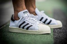 Adidas Superstar 80's Primeknit Consortium