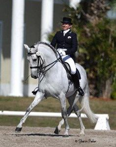 Once in a lifetime opportunity to purchase a proven Grand Prix horse with top performances in the Adult Amateur division. Gives rider the rare feeling of sensitivity and throughness. Breathtaking half passes and expressive piaffe and passage! $160,000