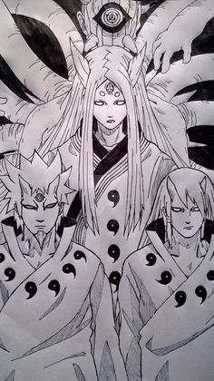 The Otsutsuki Clan