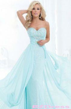 If this dress was light purple it would be perfect