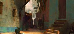 theartofanimation: Alexander Mandradjiev -...