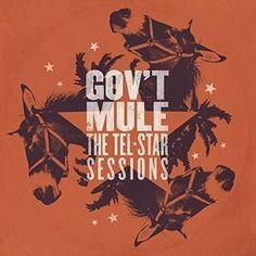Tel-Star Sessions - Gov't Mule, CD