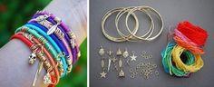 How To Make Trendy Summer Bracelet In 8 Easy Steps