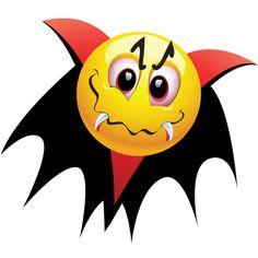 Vampire Emoticon