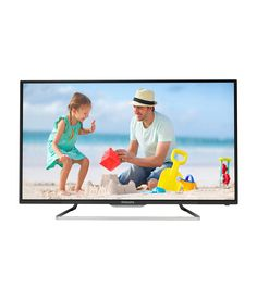 Philips 32PFL5039/V7 81 cm (32) HD Ready LED Television At Rs.20049