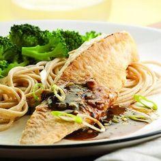 Fish Recipes, Asian Recipes, Baked Catfish, Yellow Cornmeal, Cajun Seasoning, Garlic Sauce, Just Cooking