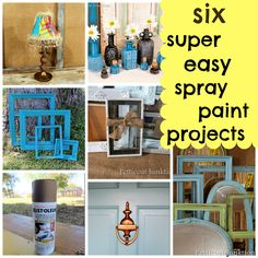 easy spray paint projects, Petticoat Junktion