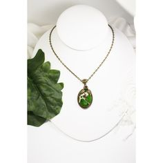 Stunning Natural green Sea Sediment Jasper, Jewelry, Gift for her,... (215 DKK) ❤ liked on Polyvore featuring jewelry, pendants, green pendant, antique jewelry, antique charms, charm pendants and peace pendant