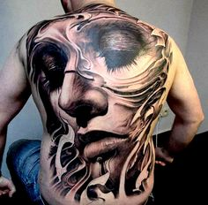 38 Exceptional And Intense Tattoos You Need To See | So Bad So Good
