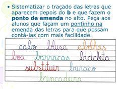 • Levar o aluno a perceber alguns erros de traçado comuns entre as crianças e refletir sobre eles. Fazer a atividade de vá...