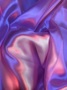 pink, purple, and silk image