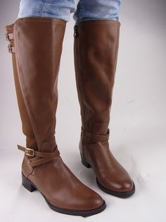 外贸出口德国老牌ETIENNE AIGNER长靴 靴筒弹力布 及膝长靴-淘宝网