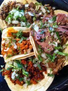 Tacos, Mexico