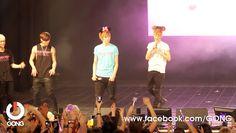 Concert #TeenTop - Trianon, 9 février 2013. #Kpop