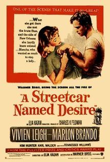 A Streetcar Named Desire (1951). D: Elia Kazan. Selected in 1999.