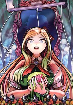 Super Dangan Ronpa 2 - Unused Executions: Sonia Nevermind