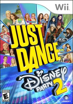 This version of Just Dance contains music from Descendants, Teen Beach Movie 2, Austin and Ally, Girl Meets World, KC Undercover and more! Available for all gaming systems.