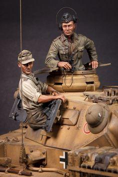 Panzer III North Afrika