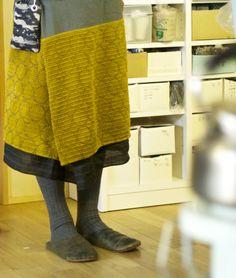 「本腰を入れる」 安藤明子さんの工房を訪ねてCALEND-OKINAWA(カレンド沖縄)