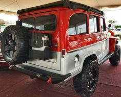 """Receive excellent suggestions on """"recreational vehicles rv living"""". They are actually offered for you on our website. Jeep Pickup, Jeep Truck, Cool Jeeps, Cool Trucks, 4x4, Ford Rural, Willys Wagon, Jeep Willys, Cj Jeep"""