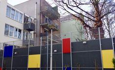 #Red #Yellow en #Bleu #HaarlemmerHouttuinen