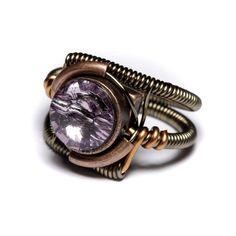 AUF Verkauf heute Steampunk Schmuck Ring von CatherinetteRings