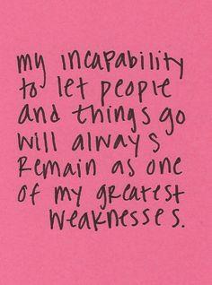 my incapability.....