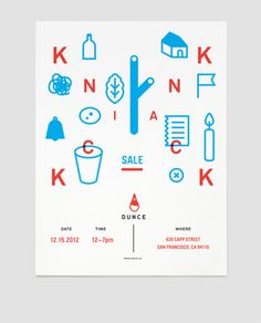 Dunce posters and stationary.By Jefferson Cheng, San Francisco.