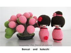 Fia, fiocco di cotone: pink wool
