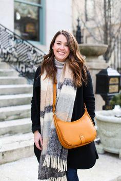 GiGi New York   Sequins and Stripes Fashion Blog   Tan Casey