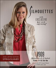 Silhouette Patterns, Inc. - Our Pattern Line